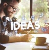 Creative Ideas Design Imagination Innovation Concept Royalty Free Stock Image