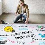 Creative Ideas Design Imagination Innovation Concept Stock Photo
