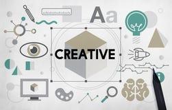 Creative Ideas Design Imagination Invention Concept Royalty Free Stock Photo
