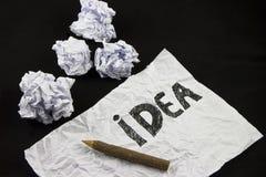 Creative ideas have no limits Royalty Free Stock Photos