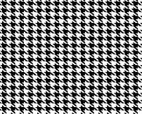 Creative illustration of fabric houndstooth seamless pattern background. Geometric print hounds tooth art design. Ab. Stract concept english glen plaid graphic stock illustration