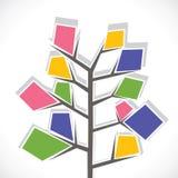 Creative infographic design Stock Photos