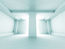 Creative Interior Design Abstract Architecture Background Stock Image