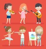 Creative Kids . Stock Photos
