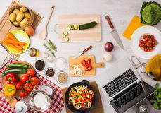 Creative kitchen Stock Images