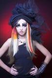 Creative lady. Stock Photography