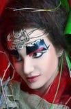 Creative lady Stock Photos