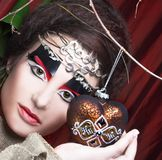 Creative lady Stock Photography