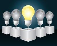 Creative Leadership Royalty Free Stock Photo