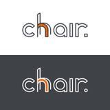 Creative logo, brand identity Stock Photos