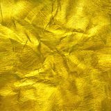 Creative luxury golden texture. Royalty Free Stock Images