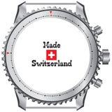 Creative Made in Switzerland Royalty Free Stock Photos