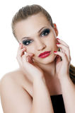 Creative make-up Stock Photography