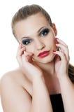 Creative make-up Stock Photography