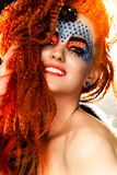 Creative make-up Stock Images
