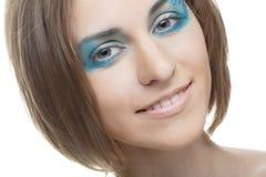 Creative makeup. Stock Image