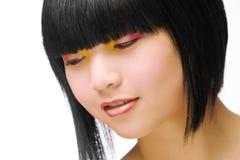 Creative makeup Stock Photo