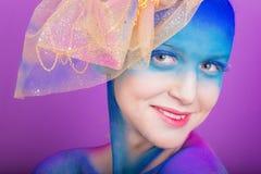Creative makeup Stock Images