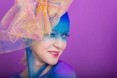 Creative makeup Stock Photography