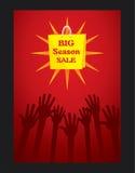 Creative marketing banner design Stock Photo