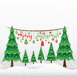 Creative  merry christmas 2015 greeting design. Creative merry christmas greeting card design Stock Photo