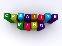 Creative mind Stock Images