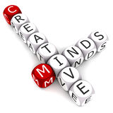 Creative minds Stock Photo