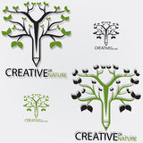 Creative Of Nature Royalty Free Stock Images
