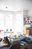 Creative Office Space. View of creative office space Royalty Free Stock Photography