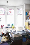 Creative Office Space. View of creative office space Royalty Free Stock Images
