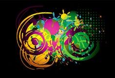 Creative ornament Stock Image
