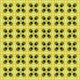 Creative ornamental bright pattern Royalty Free Stock Photography