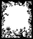 Creative ornamental frame royalty free illustration