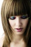 Creative portrait Stock Photo