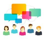 Creative process background Stock Image