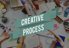 Creative Process Ideas Creativity Imagination Inspiration Concep Royalty Free Stock Images