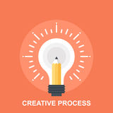 Creative Process Stock Images