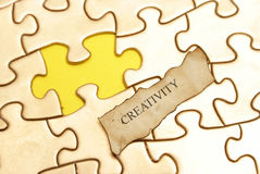 Free Creative Puzzle Royalty Free Stock Photography - 23537497