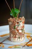 Creative Salad Stock Photo
