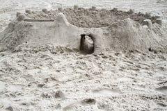 Creative Sandcastle Stock Photos