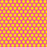 Creative  seamless pattern Royalty Free Stock Photography