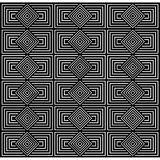 Creative shape pattern design Stock Photos