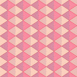Creative shape pattern design Royalty Free Stock Photography