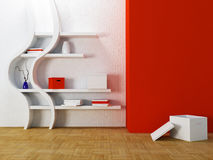 Free Creative Shelves In The Room Stock Photos - 43232883