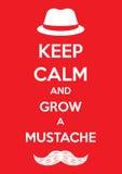 Creative Slogan Poster Stock Image