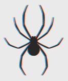 Creative spider Royalty Free Stock Photos
