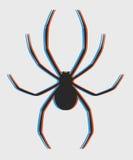Creative spider Royalty Free Stock Photos