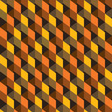 Creative square pattern background. Abstract retor square pattern background Stock Image