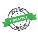 Creative stamp illustration. Creative stamp seal illustration design Royalty Free Stock Images