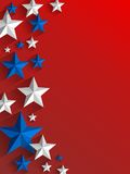 Creative Stars background Royalty Free Stock Images
